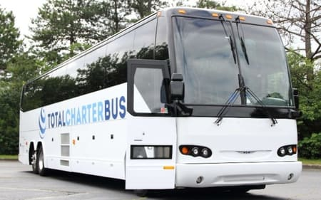 Chicago charter bus and minibus rentals
